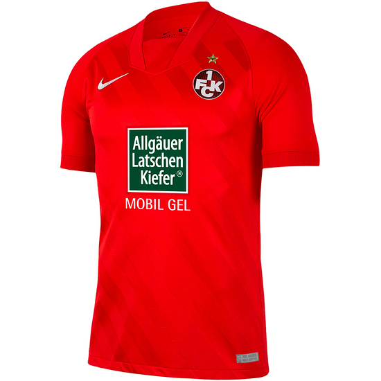 Nike 1. FC Kaiserslautern Trikot 2020/2021 Heim