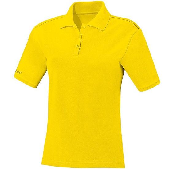 Jako Poloshirt Team citro