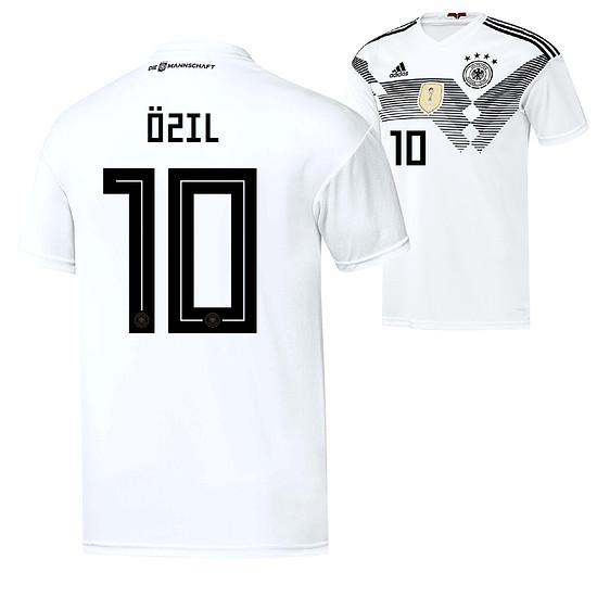 Adidas Deutschland WM 2018 DFB Trikot Heim ÖZIL Kinder