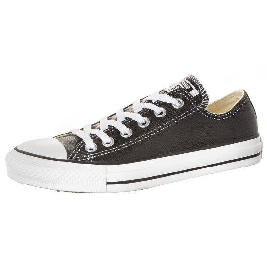CONVERSE Sneaker All Star CT OX Classic Leather schwarz