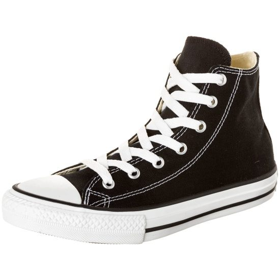 CONVERSE Sneaker All Star High Season Canvas Kinder schwarz