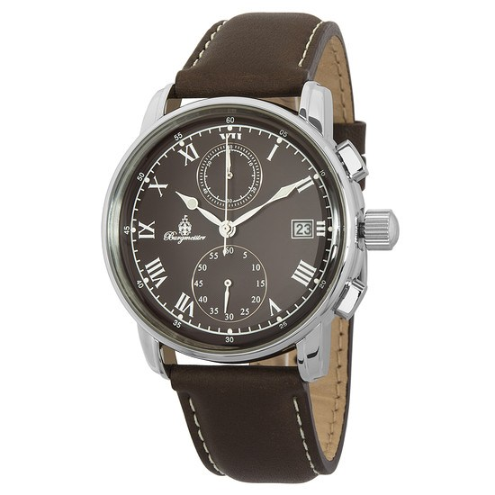 Burgmeister Herren Chronograph Graz braun