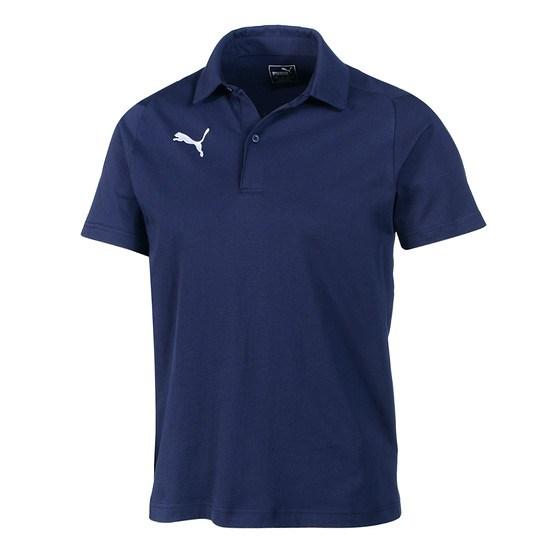 Puma Polo-Shirt LIGA Dunkelblau