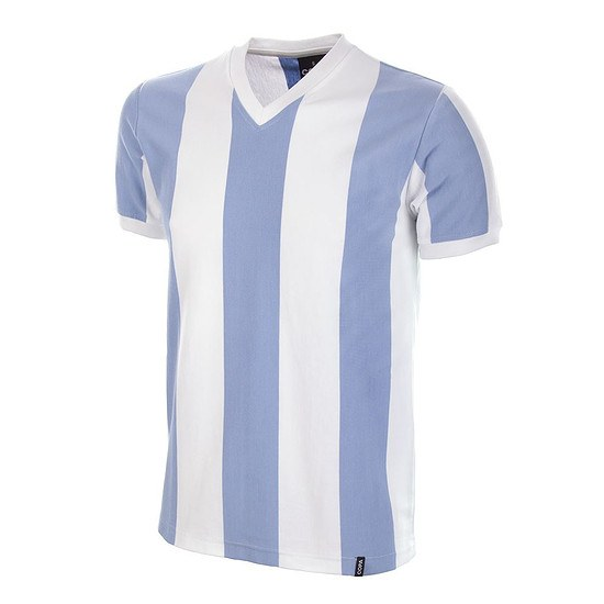 Copa Argentinien 1960's Short Sleeve Retro Shirt