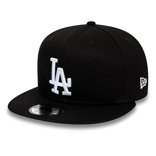 New Era Los Angeles Dodgers Cap Essential 9FIFTY schwarz