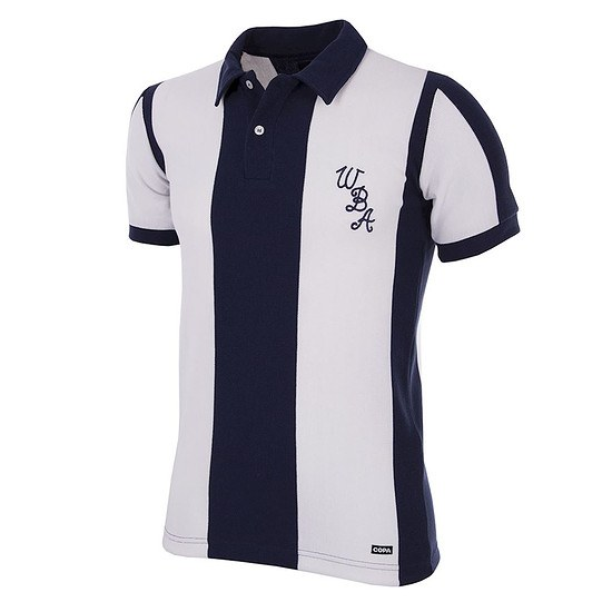 Copa West Bromwich Albion 1978/79 Short Sleeve Retro Shirt