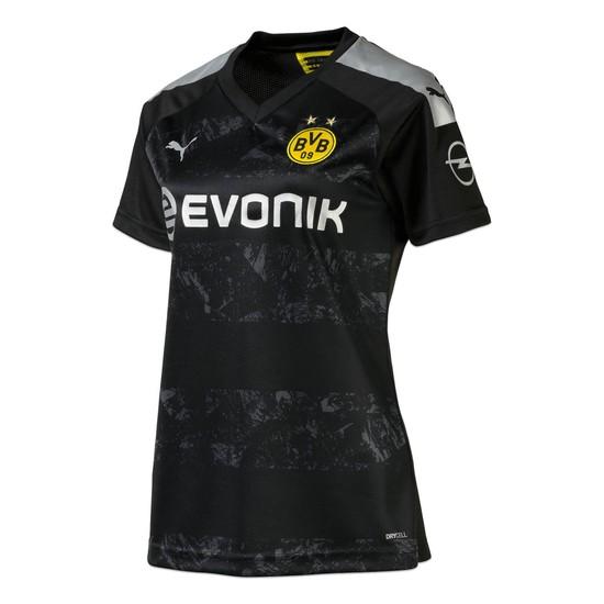 Puma Borussia Dortmund Trikot 2019/2020 Auswärts Damen