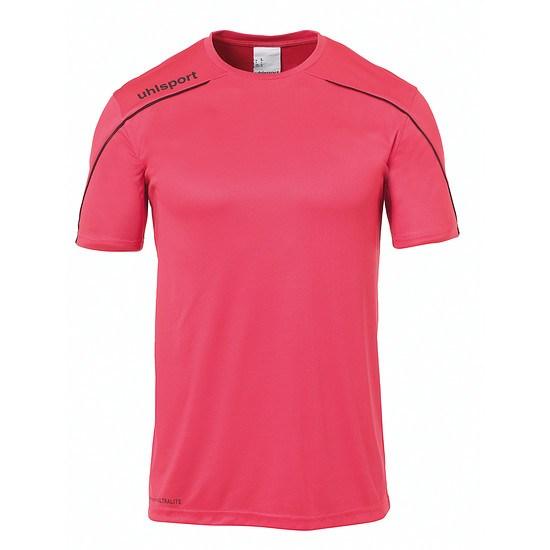 uhlsport Trainingsshirt Stream 22 pink/schwarz