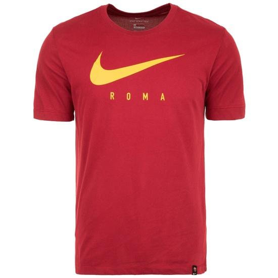 Nike AS Rom T-Shirt Dry Ground rot