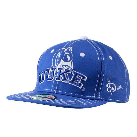Leftside Cap NCAA Duke Blue Devils Logo Blau