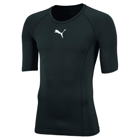 Puma T-Shirt LIGA Baselayer Schwarz
