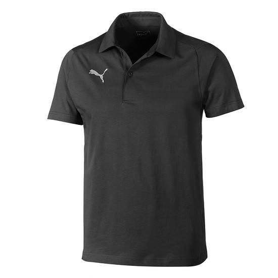 Puma Polo-Shirt LIGA Schwarz