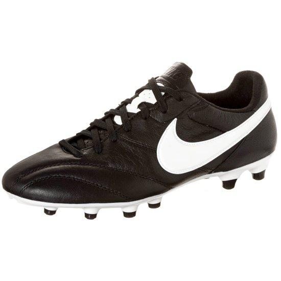 Nike Fußballschuh Premier FG schwarz/weiß