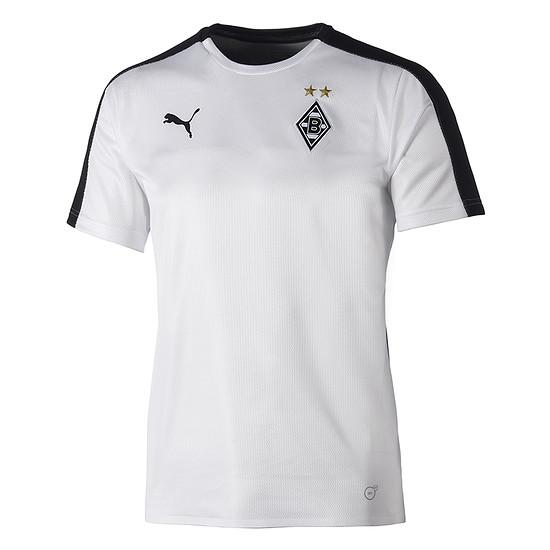 Puma Borussia Mönchengladbach Matchshirt weiß
