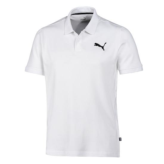 Puma Poloshirt ESS weiß