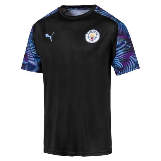 Puma Manchester City Trainingsshirt 2019/2020 Schwarz