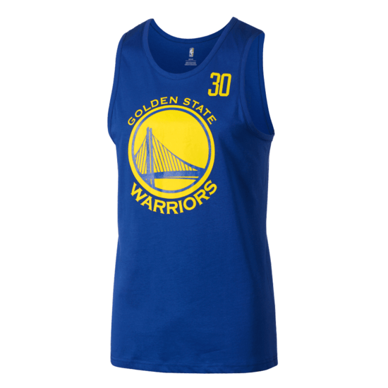 Outerstuff EMEA Golden State Warriors Tanktop Steph Curry All Net Basic blau
