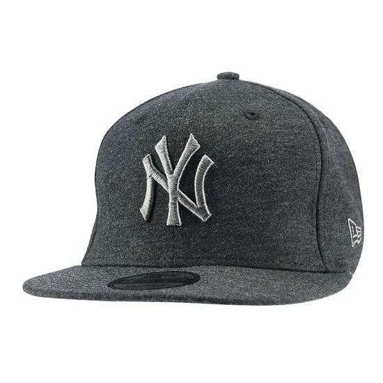 New Era New York Yankees Cap 9FIFTY Essential grau