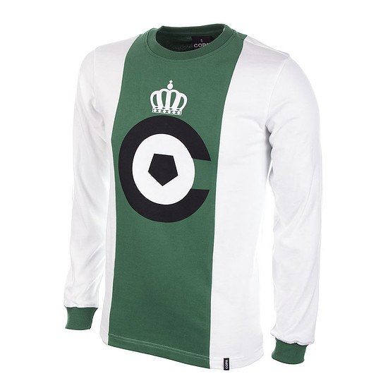 Copa Cercle Brügge 1973/74 Long Sleeve Retro Shirt