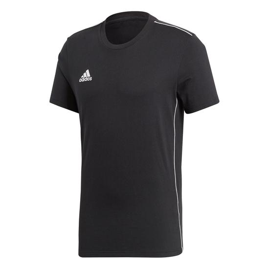 Adidas T-Shirt Core 18 Schwarz