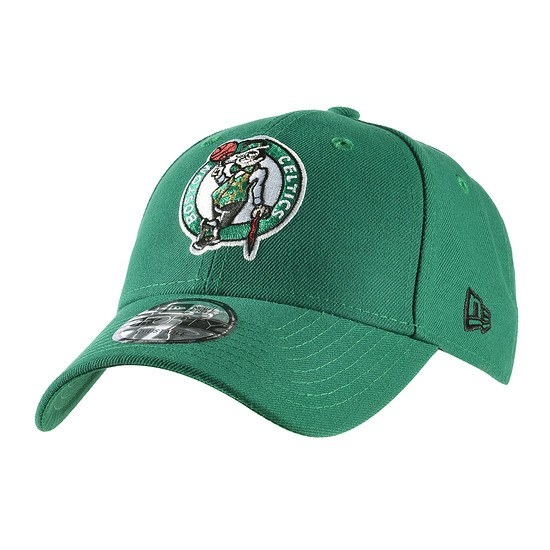 New Era Boston Celtics Cap The League grün