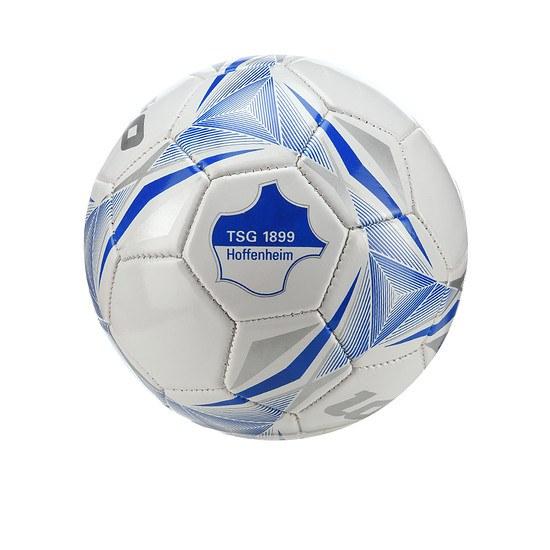 Lotto TSG 1899 Hoffenheim Fußball Mini weiß/blau
