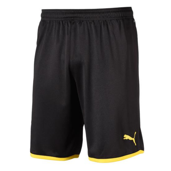 Puma Borussia Dortmund Shorts 2019/2020 Schwarz/Gelb