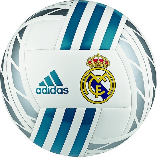 Adidas Real Madrid Ball Logo Größe 5