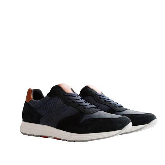 NoGRZ Sneaker M. DeLayens blau