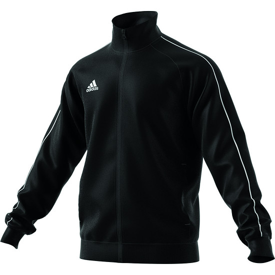Adidas Trainingsjacke Core 18 Schwarz