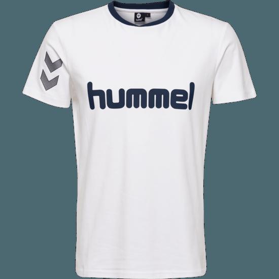 hummel T-Shirt Jack weiß