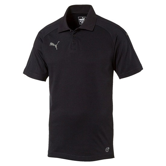 Puma Polo Shirt Ascension Schwarz