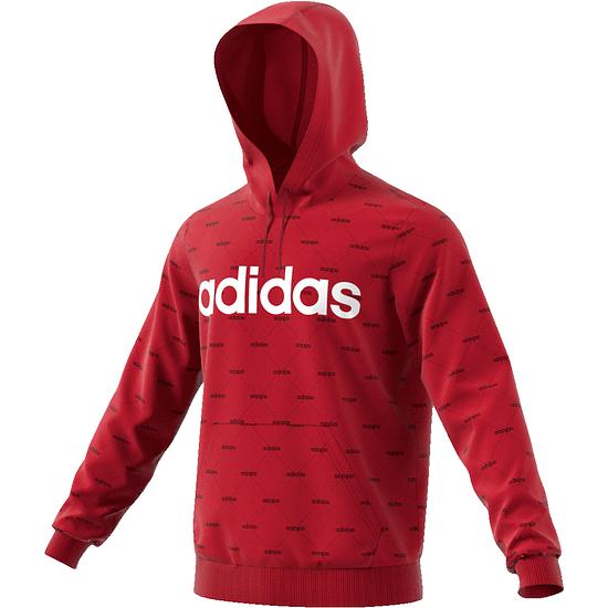 Adidas Hoodie CORE FAV Rot