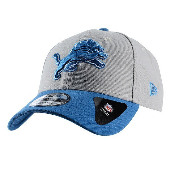 New Era Detroit Lions Cap The League Team weiß/blau