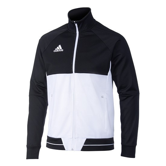 adidas Blocktrack Top Trainingsjacke blau weiß rot im WeAre Shop
