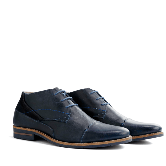 NoGRZ Boot F.L. Wright blau