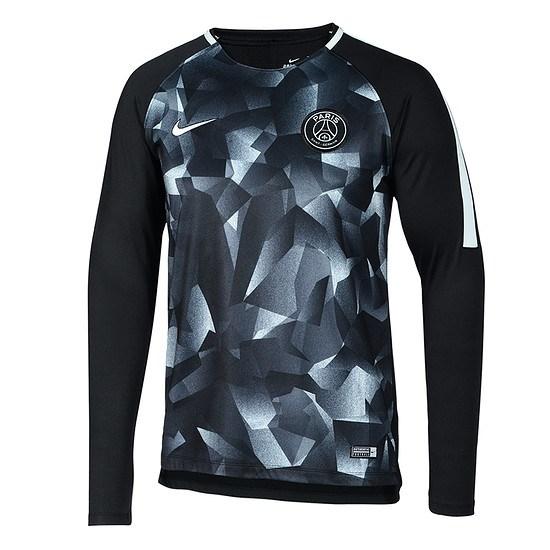 Nike Paris Saint-Germain Langarm T-Shirt Training