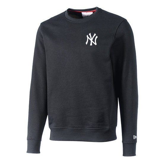 New Era New York Yankees Sweatshirt Essential schwarz