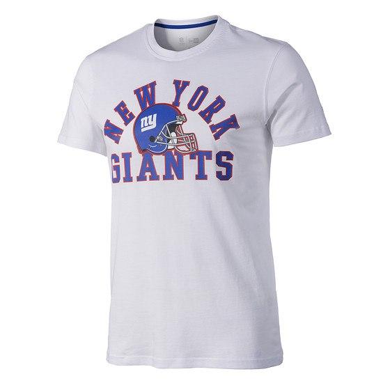New Era New York Giants T-Shirt College weiß