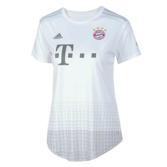 Adidas FC Bayern München Trikot 2019/2020 Auswärts Damen