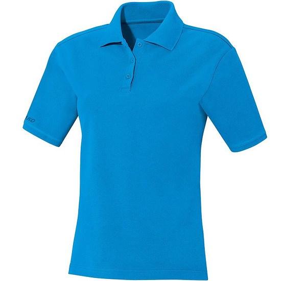 Jako Poloshirt Team JAKO blau