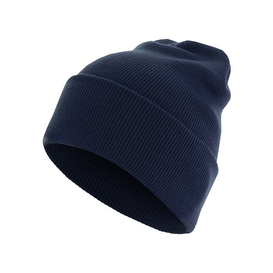 MasterDis Beanie Basic Flap Long navy