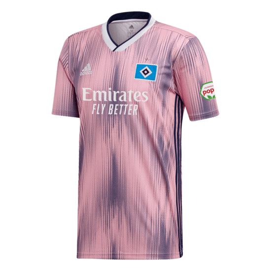 Adidas Hamburger SV Trikot 2019/2020 Auswärts Kinder
