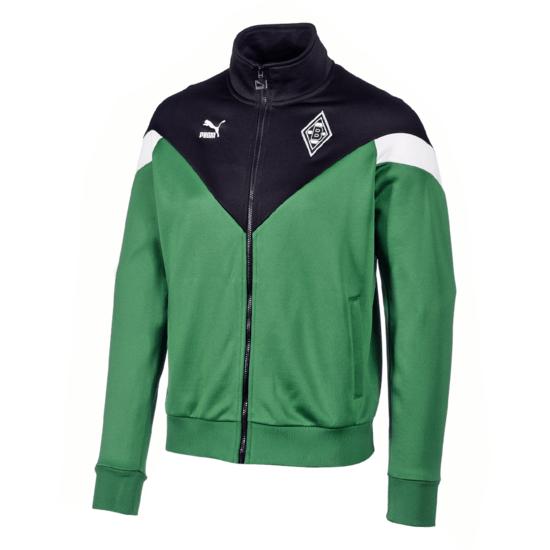 Puma Borussia Mönchengladbach Track Jacket 2019/2020 Grün