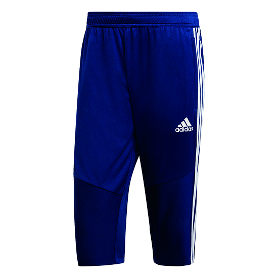 Adidas Trainingshose 3/4 lang Tiro 19 Blau