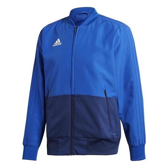 Adidas Freizeitjacke Condivo 18 Blau/Dunkelblau