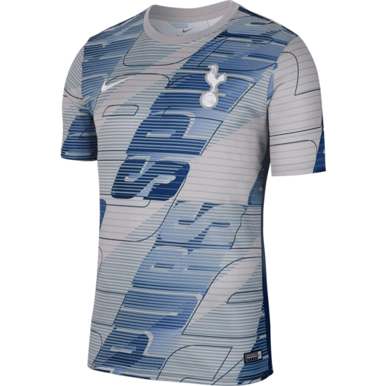 Nike Tottenham Hotspur Prematch Shirt Grau