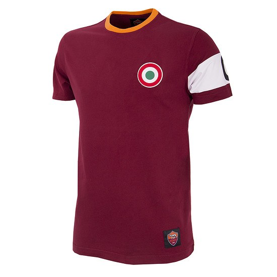 Copa AS Rom T-Shirt Captain rot