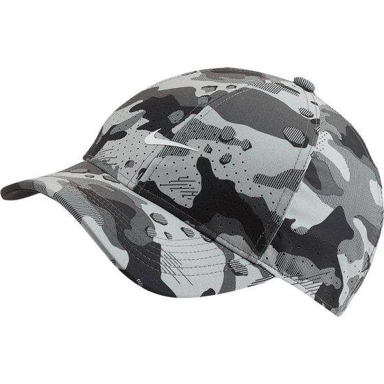 Nike Cap CAMO Grau