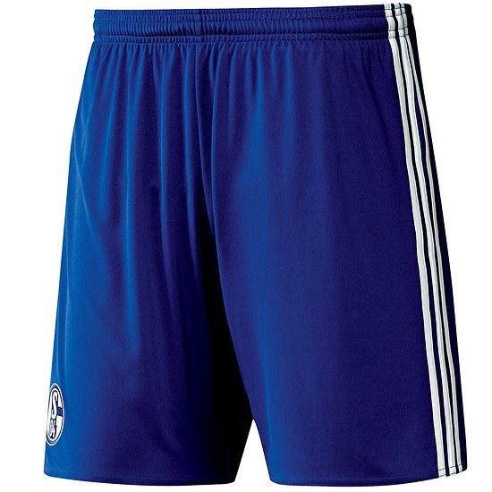 Adidas FC Schalke 04 Shorts 2017/2018 Auswärts